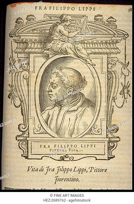 Fra Filippo Lippi, ca 1568