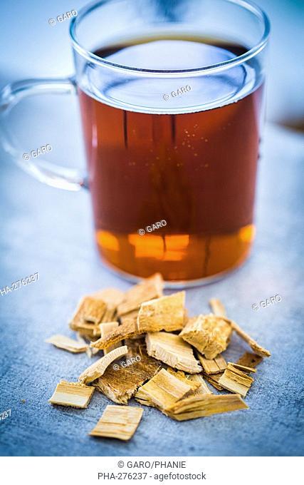 Linden sapwood herbal tea
