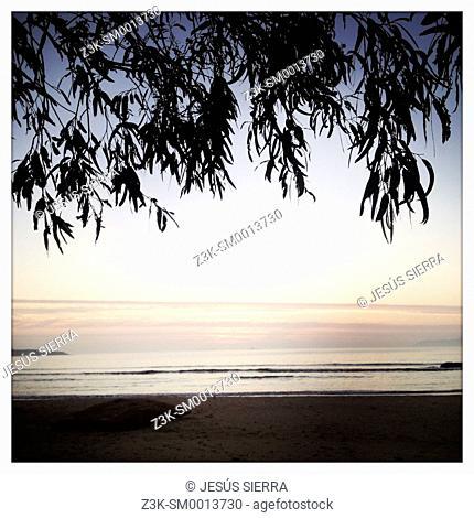 Beach in Costa da Morte, Galicia, Spain
