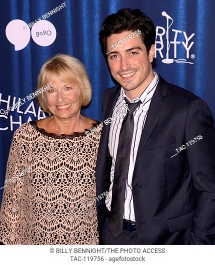 Ben Feldman attends 4th Annual Hilarity For Charity Variety Show: James Franco's Bar Mitzvah benifiting the Alzeimer's Association presented by Funny Or Die and...