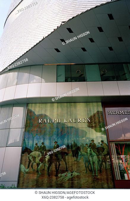 Ralph Lauren in Bangkok in Thailand in Southeast Asia Far East