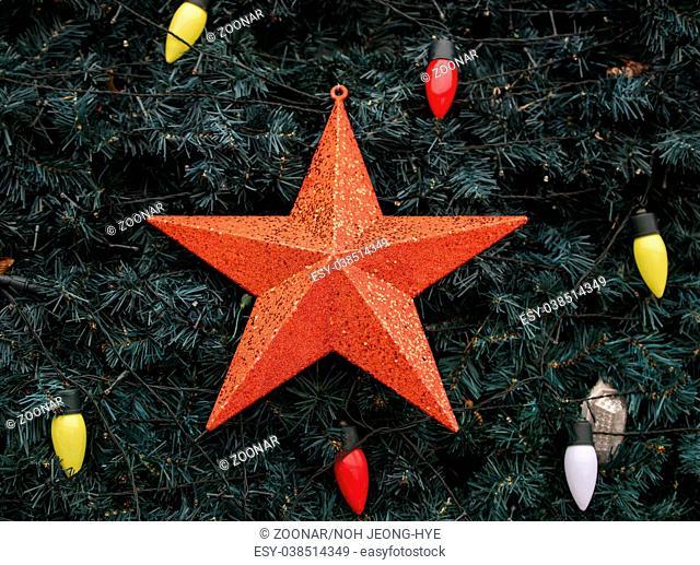 christmas balls, Christmas tree accessories