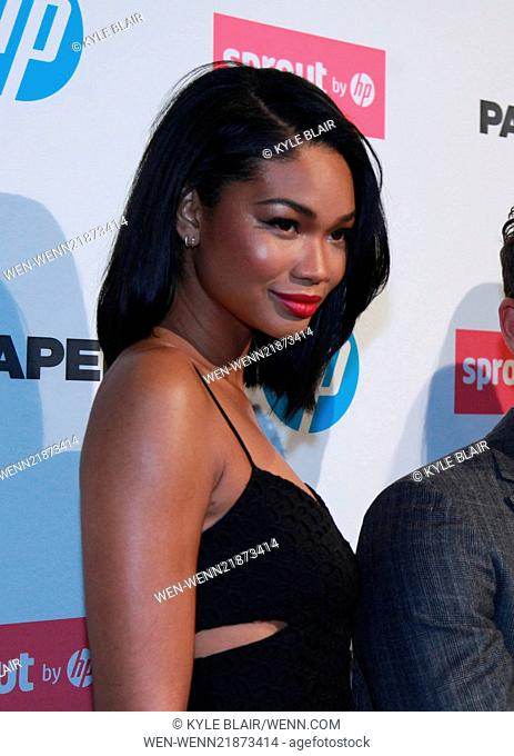 The Paper Magazine New Technology Launch at Center 545 Featuring: Chanel Iman Where: New York, New York, United States When: 29 Oct 2014 Credit: Kyle Blair/WENN