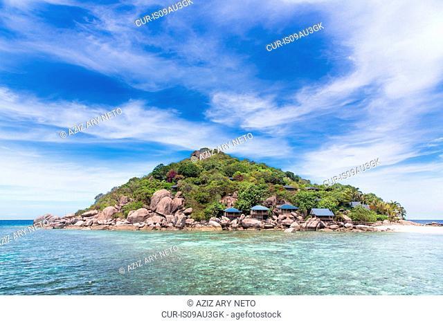 Island in the sea, Koh Samui, Thailand