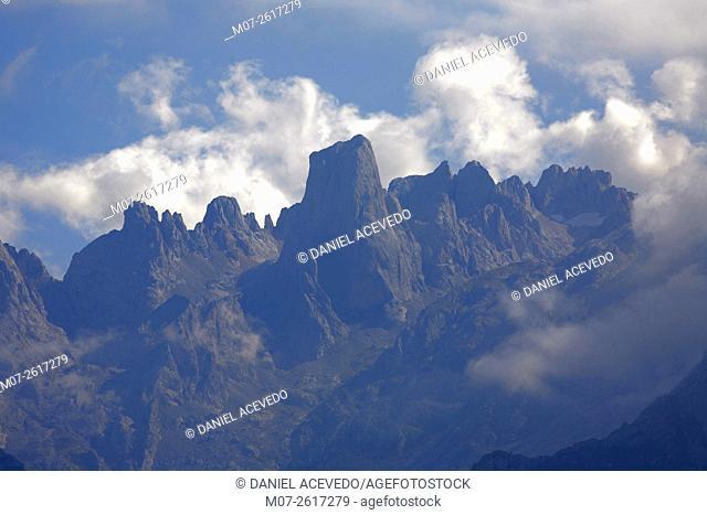 Europa Peaks, Picos de Europa, Asturias, Spain, Europe