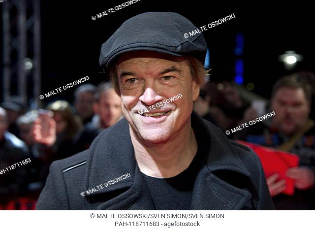 "CAMPINO, Singer, Portrait, Portrait, Portrait, single image, on the red carpet, Red Carpet Show, Film premiere """"BECAUSE ONCE ONLY LIVES - THE DEAD PANTS ON..."