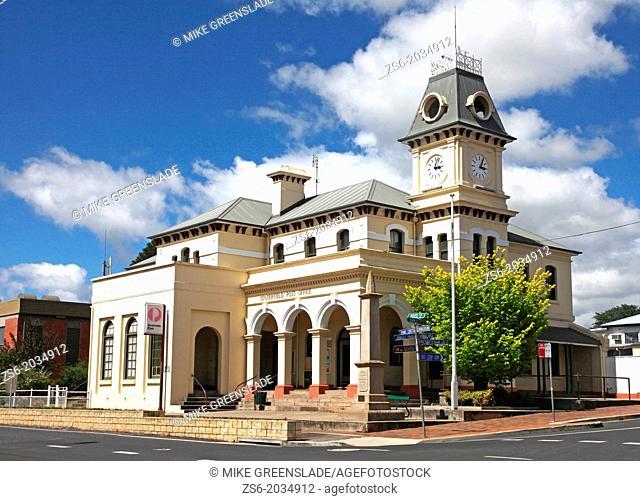 Tenterfield Post Office-NSW-Ausralia