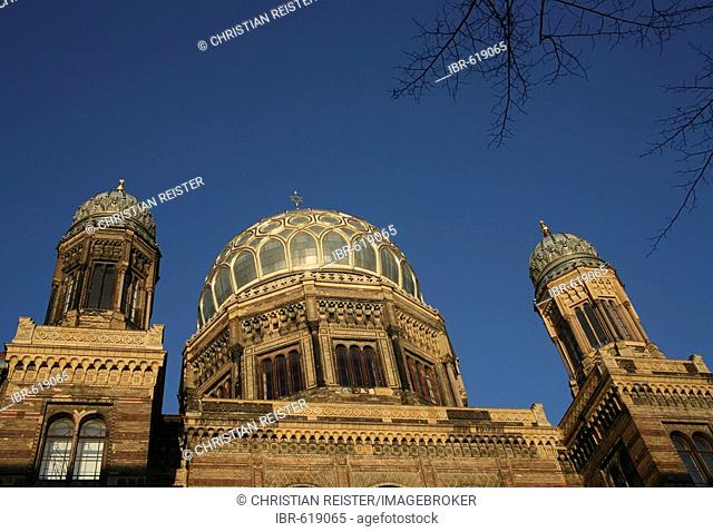 Oranienburger berlin city Stock Photos and Images   age