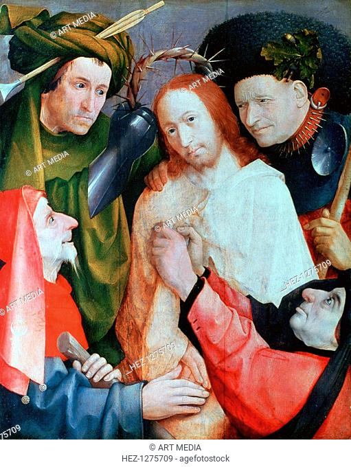 'Christ Mocked (The Crowning with Thorns)', c1490-1500