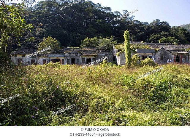 Cheung UK, Sha Lo Tung, New Territories, Hong Kong