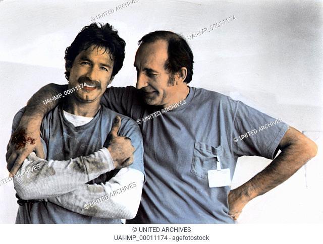 Stadt in Panik, (AFTER THE SHOCK) USA 1990, Regie: Gary A. Sherman, JACK SCALIA, NICHOLAS ZANINOVICK
