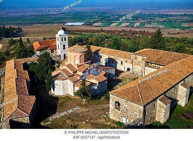Albania, Fier province, Appollonia, the church of Saint Mary