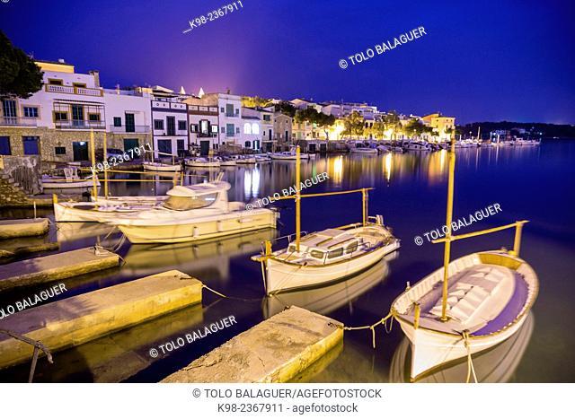 Sa Capella.Porto Colom.Felanitx.Mallorca. Balearic Islands. Spain