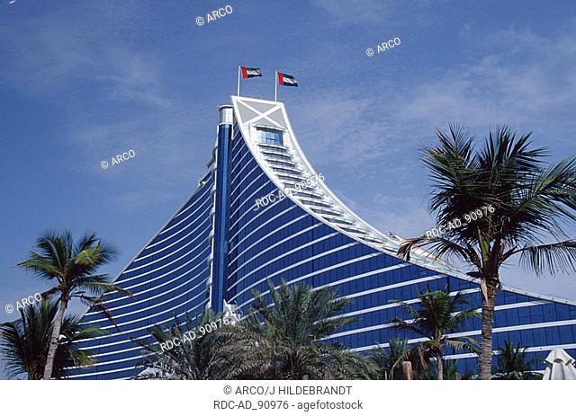 Jumeira Beach Hotel Jumeira Beach Road Dubai United Arab Emirates