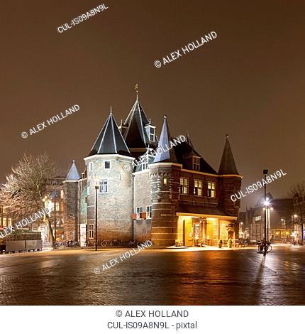 De Waag, Amsterdam, Netherlands