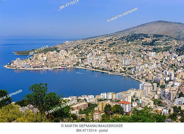 Saranda, Sarandë, Qark Vlora, Ionian Sea, Albania