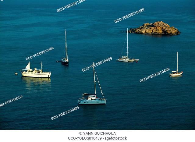 Cala D'Hort,Ibiza, Balearic Islands, Spain