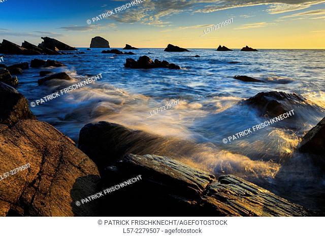 Coastline of North West Scotland