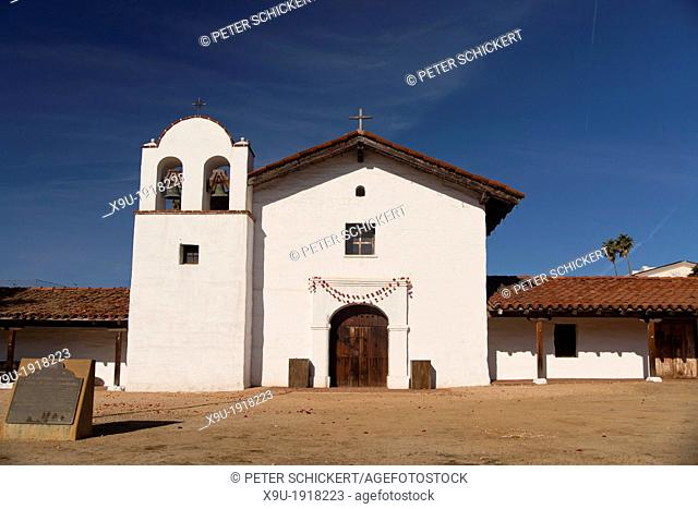 El Presidio de Santa Barbara, State Historic Park Santa Barbara, California, United States of America, USA