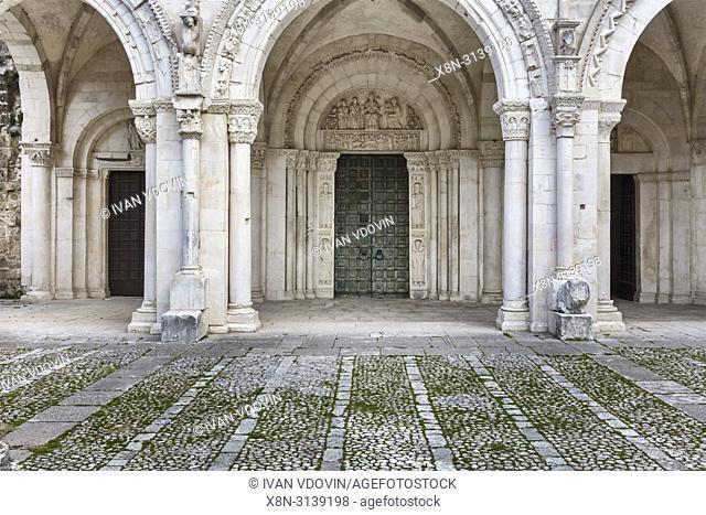 Abbey of San Clemente a Casauria, Pescara, Abruzzo, Italy