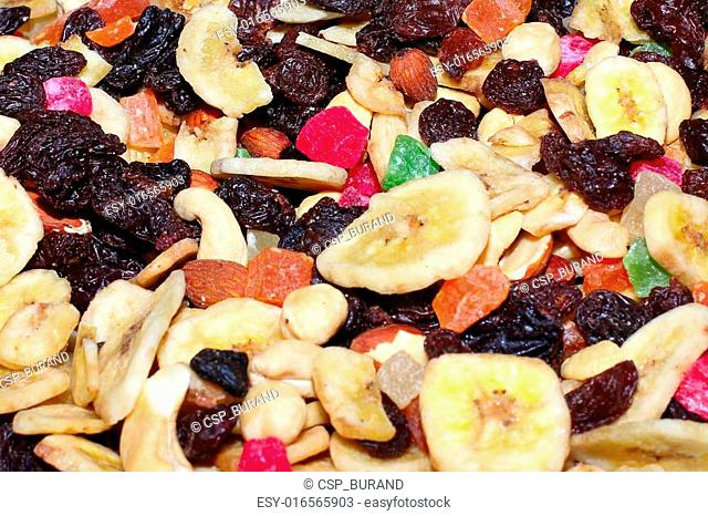 fruit mixture