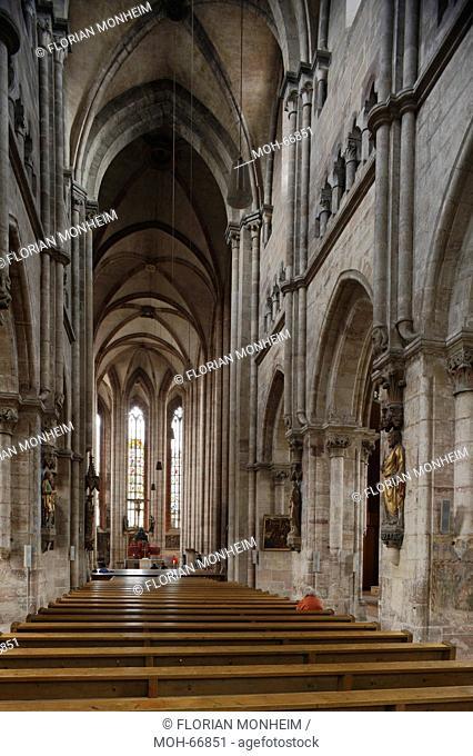 Nürnberg, Sebalduskirche, St. Sebaldus