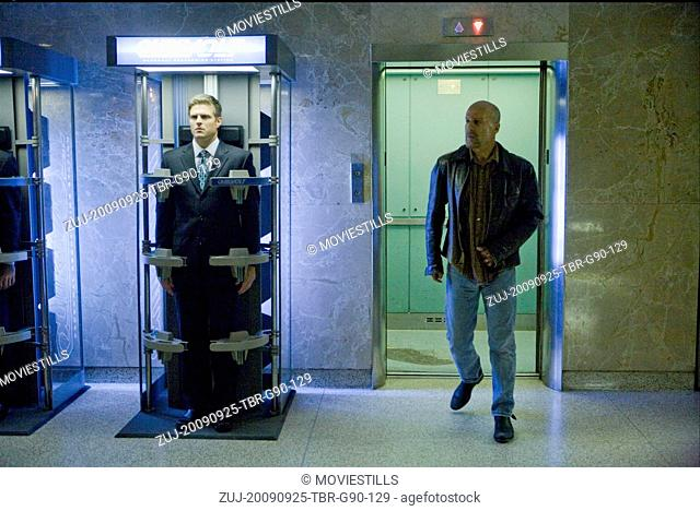 RELEASE DATE: September 25, 2009. MOVIE TITLE: Surrogates. STUDIO: Touchstone Pictures. PLOT: People are living their lives remotely from the safety of their...