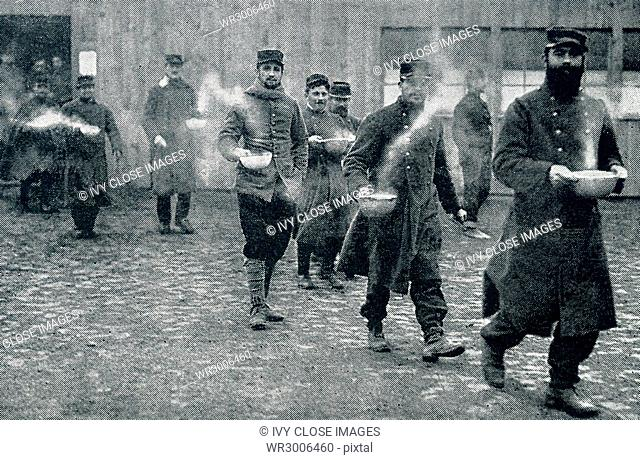 French prisoners