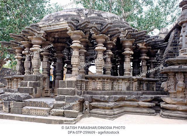kopeshwar Shiva temple, kolhapur, Maharashtra, India, Asia