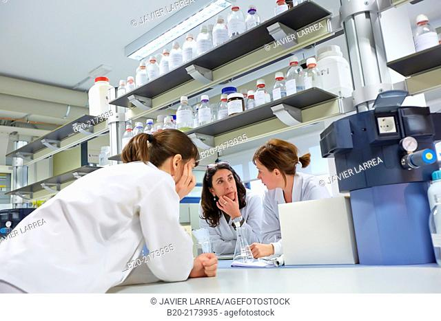 Laboratory. Energy and Environment Division. Tecnalia Research and Innovation. Miñano. Alava. Basque Country. Spain