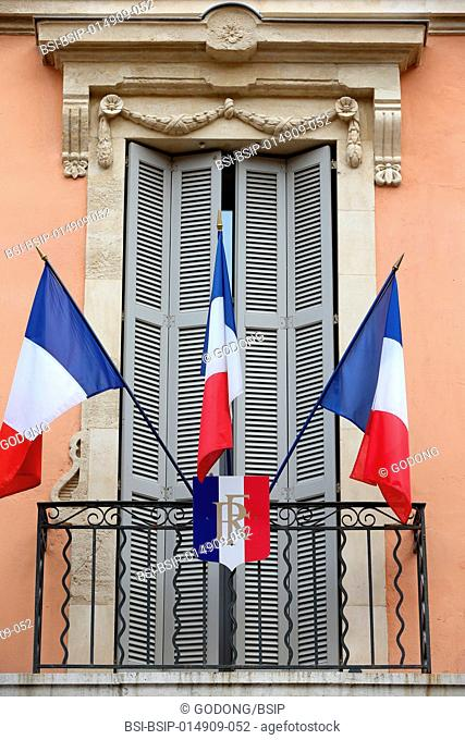 Saint Tropez, city hall