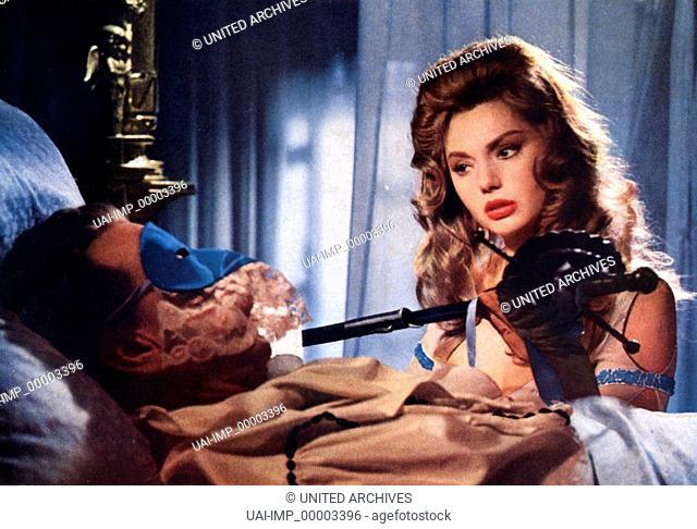 Cyrano und D'Artagnan, (CYRANO ET D'ARTAGNAN) IT-F-E 1963, Regie: Abel Gance, JOSE FERRER, SYLVA KOSCINA