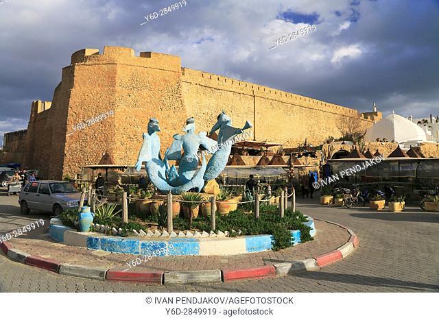 Hammamet Medina, Tunisia