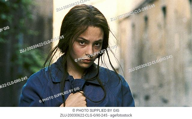 Jun 22, 2003; Rome, ITALY; Actress JASMINE TRINCA stars as Giorgia in the BiBiFilm's drama, 'The Best of Youth.' Directed by Marco Tullio Giordana