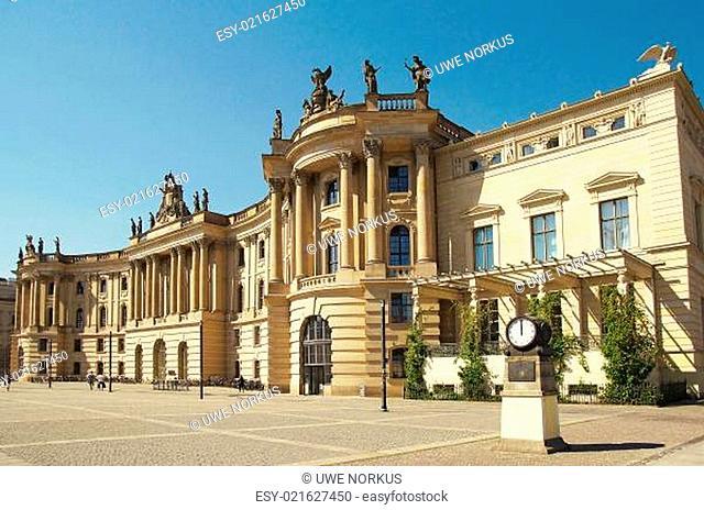 Juristische Fakultät Humboldt Universität Berlin Deutschland