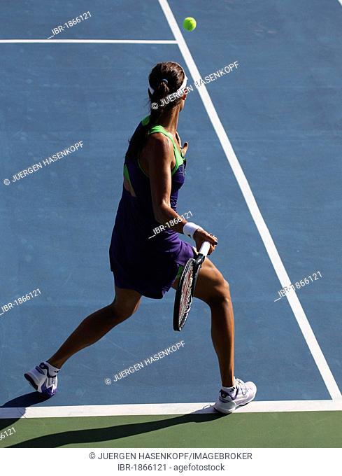 Serbian Tennis player Ana Ivanovic, PTT Pattaya Open 2011, WTA Tennis Tournament, International Series, Dusit Resort, Pattaya, Thailand, Asia