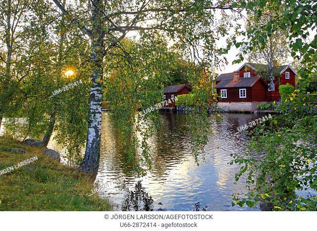 Sundborn Dalarna Sweden