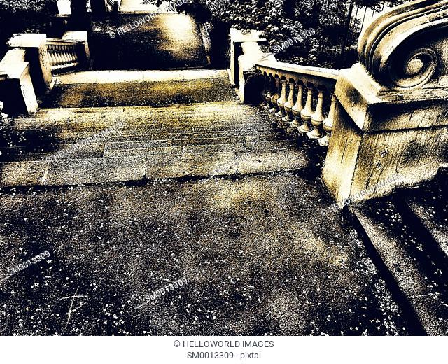 Stairway, Sebastopol, Crimea