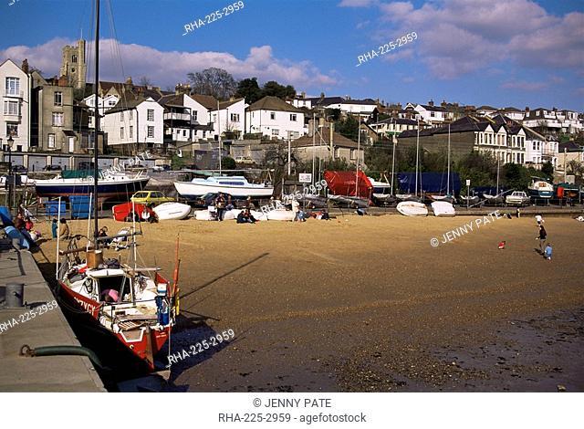 Leigh-on-Sea, Essex, England, United Kingdom, Europe