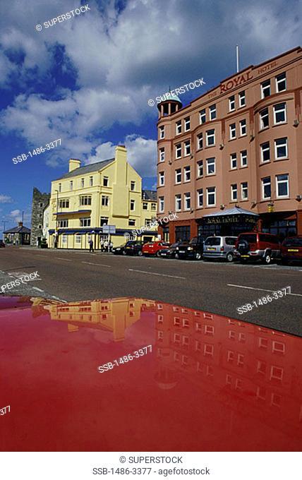The Royal Hotel Bangor County Down Northern Ireland