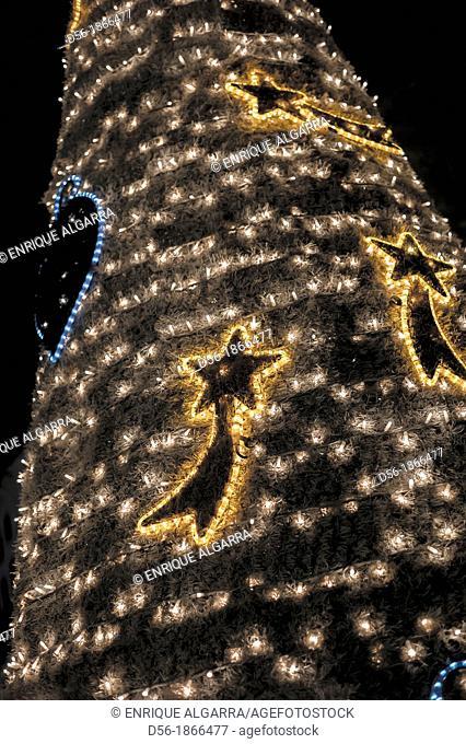 Christmas Ornaments, Baeza, Jaen, Andalucía, Spain