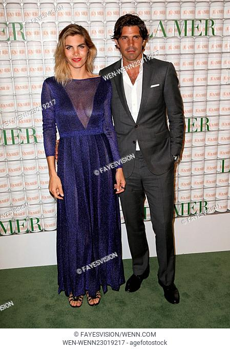 La Mer 'Celebration of an Icon' Global Event hosted by Estée Lauder Companies Inc. Group at Siren Studios - Arrivals Featuring: Nacho Figueras