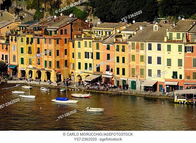 Portofino, Genova, Liguria, Italy, Europe