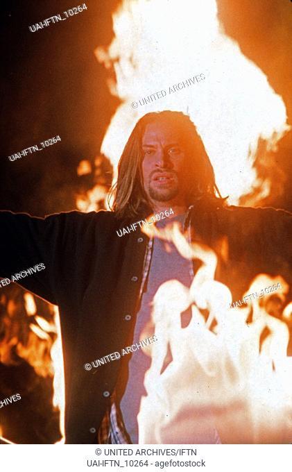 Prey, aka: Prey - Gefährliche Spezies, Fernsehserie, USA 1998, Darsteller: Roger Howarth