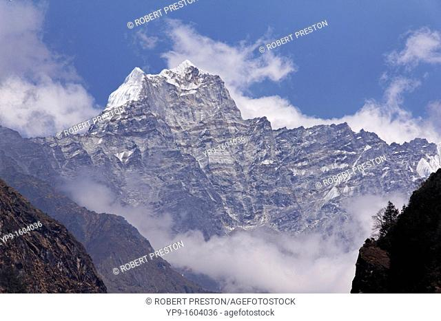 Mount Kusum Khangkaru, Everest Region, Nepal