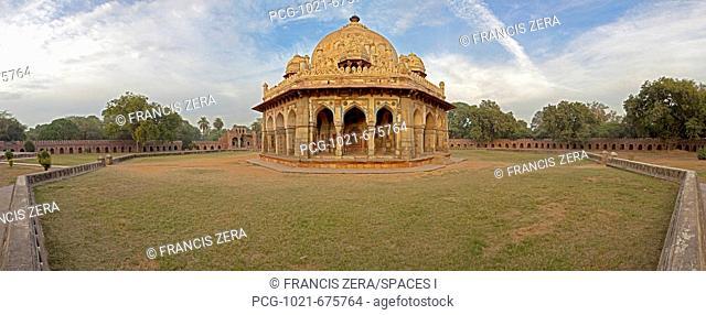 Tomb in Hanumans Tomb Complex