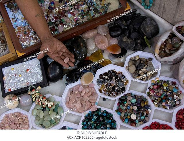 Street vendors, In the Pink City, Jaipur, Rajastan, India