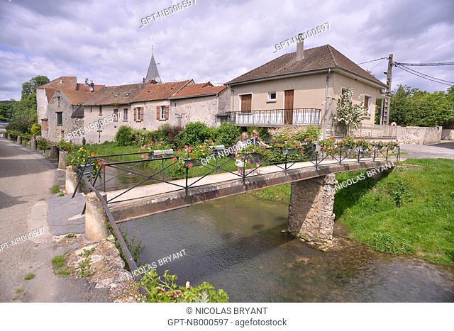 CONDE-EN-BRIE, AISNE (02), PICARDIE, FRANCE