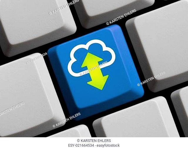 Upload und Download - Cloud Computing
