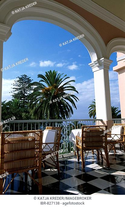 Reid's Hotel, Funchal, Madeira, Portugal, Europe